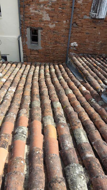 Remaniement de toiture et remplacement de gouttière à Montauban
