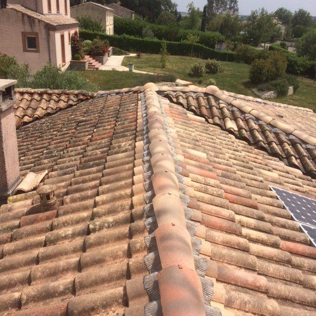 Rénovation de toiture à Sainte Foy d'Aigrefeuille 31570