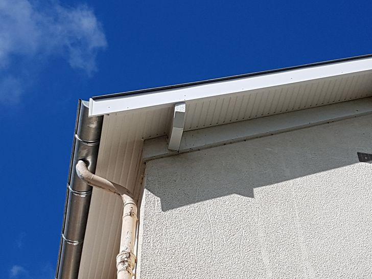 Remplacement de planches de rive et lambris PVC à Saint Lys 31470