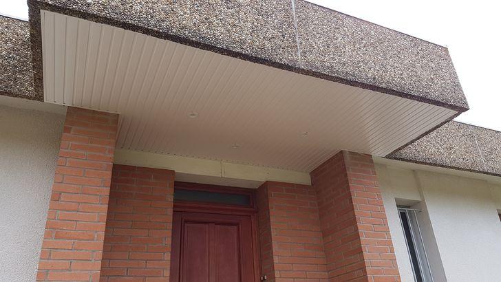 Pose de lambris PVC à Saint Genies Bellevue 31180