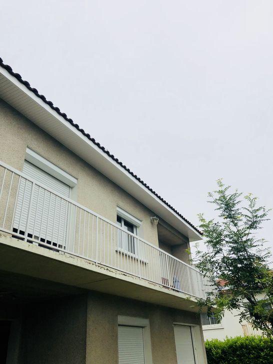 Rénovation de toiture, remplacement des avants toits à L'UNION 31240